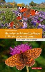 Heimische Schmetterlinge in ihren Lebensräumen