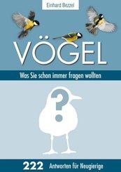 Vögel: Was Sie schon immer fragen wollten
