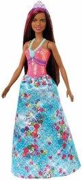 Barbie Dreamtopia Prinzessinnen-Puppe (brünett und pinkfarbenes Haar)