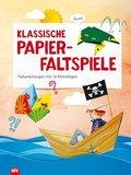 Klassische Papierfaltspiele