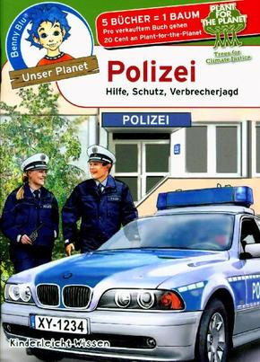 Benny Blu, Unser Planet - Polizei