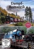 Dampf-Romantik - Eisenbahn-Nostalgie, 5 DVDs