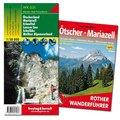 Ötscher Wanderungen-Set, Wanderführer + Wanderkarte 1:50.000, in praktischer Umhängetasche