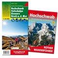 Hochschwab Wanderungen-Set, Wanderführer + Wanderkarte 1:50.000, in praktischer Umhängetasche
