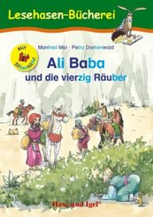 Ali Baba und die vierzig Räuber / Silbenhilfe