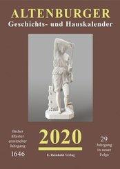 Altenburger Geschichts- und Hauskalender 2020