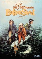 Die Vier von der Baker Street - Die Meister von Limehouse