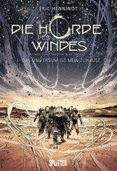 Die Horde des Windes - Das Universum ist mein Zuhause