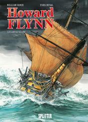 Howard Flynn Gesamtausgabe - Bd.1-3