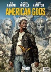 American Gods - Die Stunde des Sturms - Tl.2