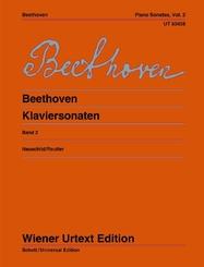 Klaviersonaten - Bd.2