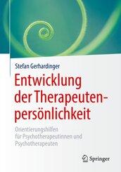 Entwicklung der Therapeutenpersönlichkeit