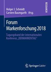 Forum Markenforschung 2018