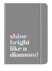 SHINE BRIGHT Blankbook