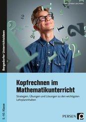 Kopfrechnen im Mathematikunterricht