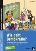 Wie geht Demokratie? - Förderschule