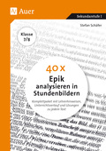 40 x Epik analysieren in Stundenbildern 7-8