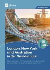 London, New York und Australien in der Grundschule