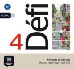 Défi (B2) - Manuel numérique - Clé USB, USB-Stick - Bd.4