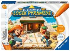 tiptoi®: Das Geheimnis der Logik-Pyramide (Kinderspiel)