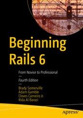 Beginning Rails 6