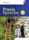 Praxis Sprache, Differenzierende Ausgabe 2020 für Sachsen: 5. Schuljahr, Schülerband