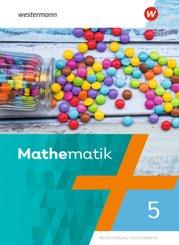 Mathematik, Ausgabe 2019 für Regionale Schulen in Mecklenburg-Vorpommern: 5. Schuljahr, Schülerband