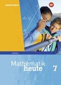 Mathematik heute, Ausgabe 2018 für Thüringen: 7. Schuljahr, Schülerband