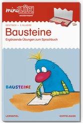 miniLÜK: Bausteine - Ergänzende Übungen zum Sprachbuch (Doppelband)