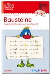 LÜK: Bausteine - Ergänzende Übungen zum Sprachbuch 1