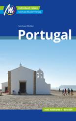 Portugal Reiseführer Michael Müller Verlag, m. 1 Karte