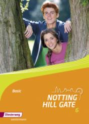 Notting Hill Gate, Ausgabe 2014: 10. Schuljahr, Textbook Basic; 6