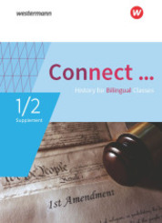 Connect ... History for Bilingual Classes: Supplement Schülerband; 1/2