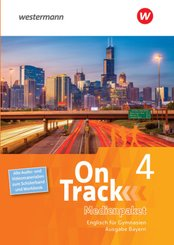 On Track, Ausgabe Bayern: Medienpaket 4: Alle Audio- und Filmmaterialien zum Schülerband und Workbook