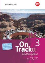 On Track, Englisch als 2. Fremdsprache an Gymnasien: Medienpaket 3: Alle Audio- und Videomaterialien zum Schülerband und Workbook