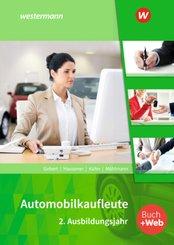 Automobilkaufleute - 2. Ausbildungsjahr, Schülerband