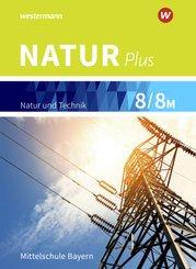 Natur plus, Ausgabe Mittelschule Bayern (2017): 8/8M. Schuljahr, Schülerband
