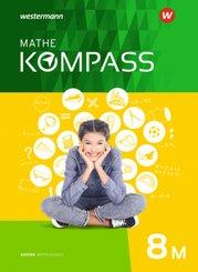 Mathe Kompass, Ausgabe für Bayern: 8M. Schuljahr, Schülerband