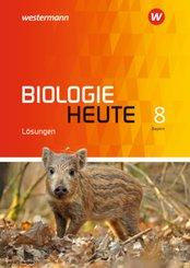 Biologie heute SI, Ausgabe 2017 für Bayern: 8. Jahrgangsstufe, Lösungen