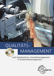 Qualitätsmanagement, m. CD-ROM