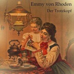 Der Trotzkopf, Audio-CD