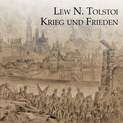 Krieg und Frieden, Audio-CD