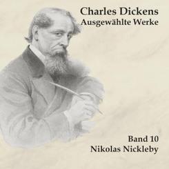 Nikolas Nickleby, Audio-CD, MP3
