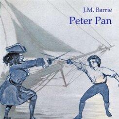 Peter Pan, Audio-CD, MP3