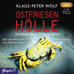 Ostfriesenhölle (ungekürzt), 2 Audio-CD, MP3