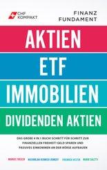 Finanzfundament - Das große 4 in 1 Buch!