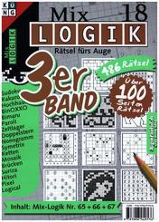 Mix Logik 3er-Band - .18