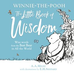 Winnie-the-Pooh - The Little Book of Wisdom