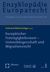 Europäischer Freizügigkeitsraum - Unionsbürgerschaft und Migrationsrecht