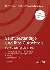 Sachverständige und ihre Gutachten (f. Österreich)